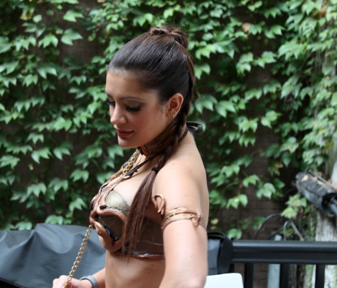 Slave Leia