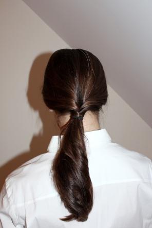 Interview/Work Hair