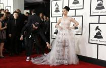 Katy Perry in Valentino Couture