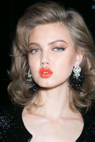 Orange Lips_HarpersBaazar