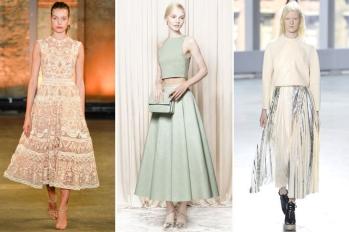 Tea Length Skirts_Glamour