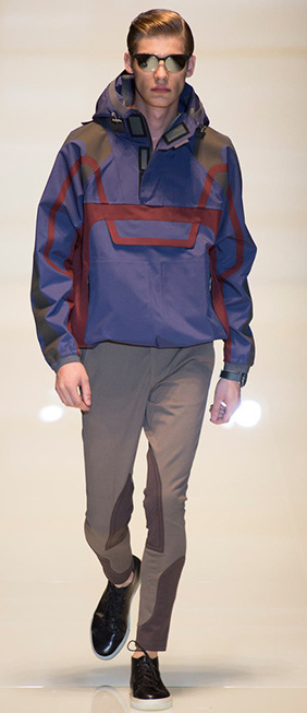 Photo: Yannis Vlamos / InDigital | GoRunway -  Gucci. See this look here at style.com