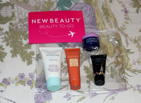 New Beauty To-Go