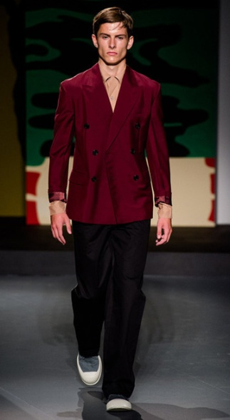 Photo: Monica Feudi / FeudiGuaineri.com - Prada. See this look here at style.com