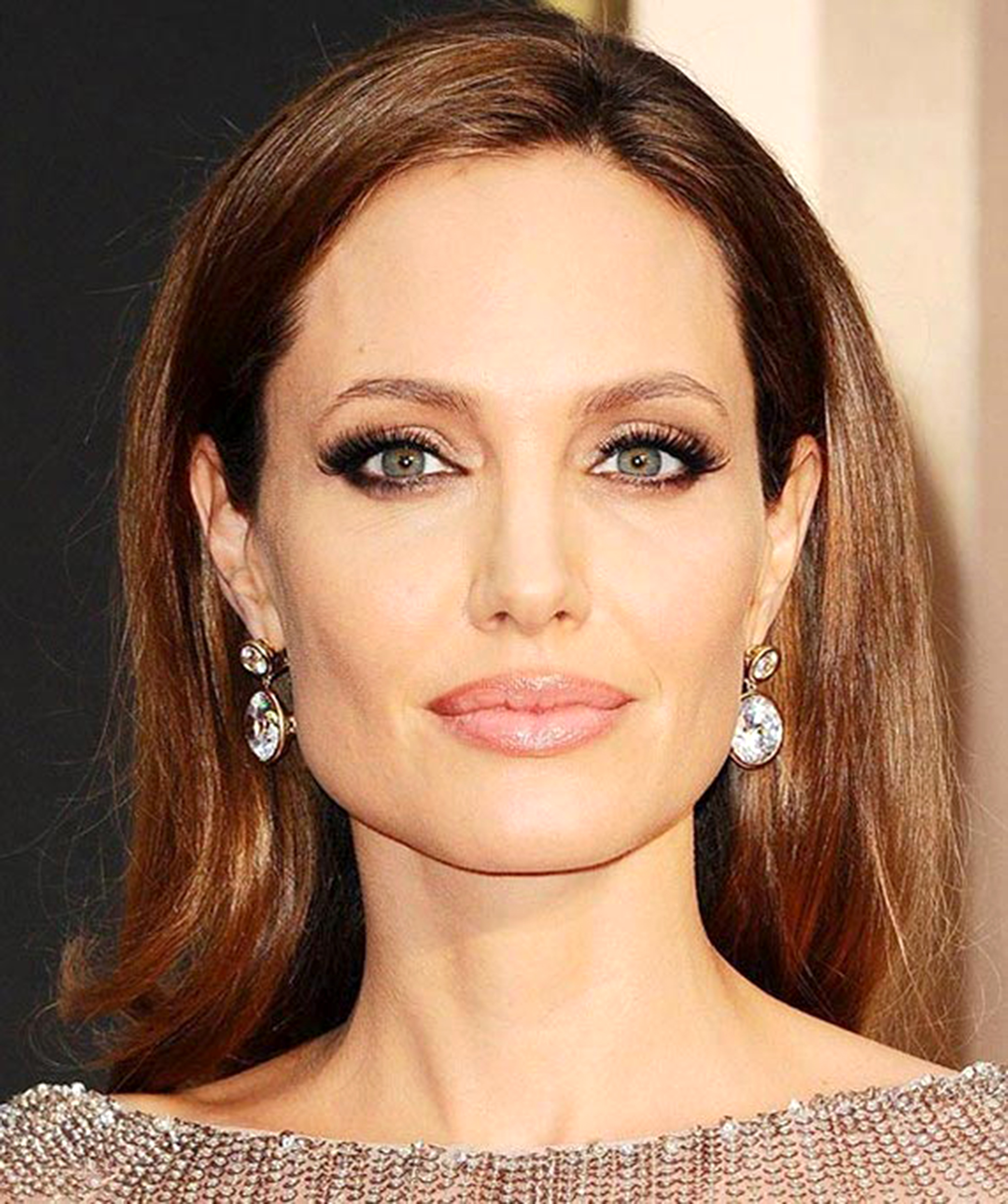 The Look: Angelina Jolie (Inspired by the Oscars)