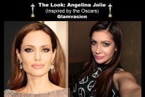 The Look- Angelina Jolie (Inspired by the Oscars)