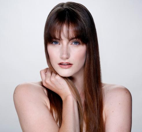 Makeup Artist: Emily Facatselis Hairstylist: Chandee Perez Model: Alyssa Daugherty Photographer: Peter Lueders