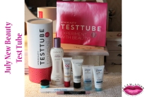 July New Beauty Test Tube
